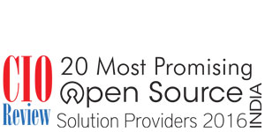 20 Most Open Source Software Solution Providers - 2016